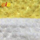 larghezza 500G/M di 155cm 100% tessuti della pelliccia del Faux del poliestere per il coperchio di sede dell'automobile