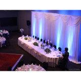 Мероприятия свадебные алюминиевых фоне Стояк Перекиньте DIY трубопровода и подворачивает фоне