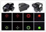 赤い及び緑の点の視力をハンチングを起す新しい1X22X33 Airsoftのマルチレチクル