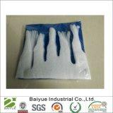 Material de poliéster 100% falsos carámbano de nieve para la decoración de la Frontera