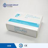 [20غ] زرقاء وإنطباع بيضاء أسنانيّة مادّيّة سليكوون معجون صاحب مصنع
