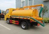 Forland Mimi el tanque 2500 L carro de 6 heces de las ruedas de petrolero fecal de la succión del vacío