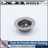O OEM personalizou o metal que carimba o desenho profundo chapeado zinco