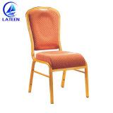Foshan 도매 직물 알루미늄 호텔 연회 의자