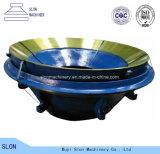 Qualité Symons 5 1/2 DST concave et pièces de broyeur de cône de manteau