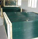高品質のPVCによって溶接される金網の塀のパネル