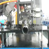 حارّ عمليّة بيع معدن قطاع جانبيّ ماء أنابيب لف يشكّل آلة