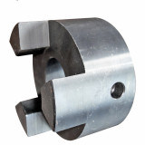 CNC di precisione che lavora i pezzi meccanici alla macchina della vite dell'acciaio inossidabile 316L