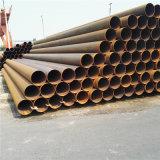 Sierra de gran diámetro/SSAW/REG/Dsaw/Hsaw/LSAW API del tubo de acero soldado 5L GR. B, X42, X46, X52, X56, X60 PSL1