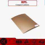 L'alta pressione HPL laminato riveste la scheda compatta