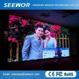 P6mm pleine couleur intérieure Affichage LED avec d'excellentes performances