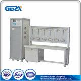 El contador trifásico de la energía calibra el banco de prueba (ZXDN-306)