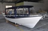 Liya Deep V 25FT des bateaux de pêche en fibre de verre avec le moteur