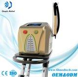 Uso de la clínica del poder más elevado de la máquina del laser del ND YAG del retiro del tatuaje