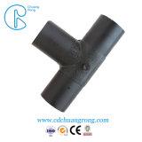 PE80 PE100 SDR11 SDR17 Eletrofusão Tubos de gás de plástico