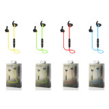 Draadloze Hoofdtelefoon van de Schakelaars van de Douane USB van Shenzhen van de manier de In het groot met Mic Earbuds/de Leverancier van de Oortelefoon