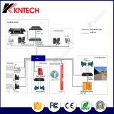 Новая конструкция 2017 интегрирует Kntech Knpb-24 сетноой-аналогов PBX