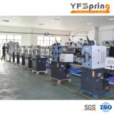 YFSpring Coilers C660 - оси диаметр провода 2,50 - 6,00 мм - пружины с ЧПУ станок намотки