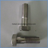 Pezzi meccanici di precisione su ordinazione dell'acciaio inossidabile
