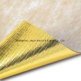 Gouden Folie 2mm de Onderstroom van het Schuimrubber voor de VinylBevloering van de Luxe