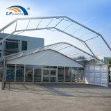 12X45m recepção VIP de luxo de participante da conferência para a tenda de promoção ao ar livre