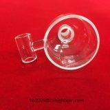 緑に健全な煙ることのためのBaibo Transprentの水晶釘のガラス管