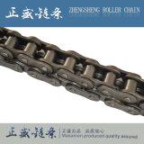 Chaîne de convoyeur faite sur commande de boîte de vitesses de chaîne de rouleau d'acier inoxydable de qualité