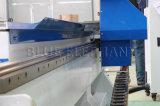 Le travail du bois bleu de combinaison de commande numérique par ordinateur d'éléphant usine 1530 couteau de commande numérique par ordinateur de 3 axes pour la fabrication du bois de meubles de Module de porte
