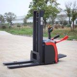 1 y 2t Vsm monta el apilador eléctrico de las forkes a horcajadas ajustables de las piernas