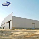 Construção de aço clara armazém pré-fabricado e oficina do frame de aço
