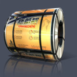 Оцинкованный защитить от коррозии и кислот и щелочей устойчивость стальную пластину для кровли