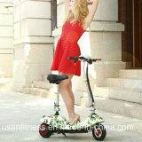 卸し売り最も軽いセリウムの承認の折る大人の小型電気蹴りのスクーター