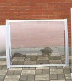Tenda di alluminio del Gazebo del blocco per grafici di protezione UV per le tende del terrazzo