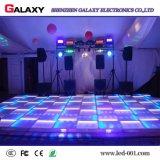 La visualización de /Rental LED Dance Floor del acontecimiento/la pantalla de P6.25/P8.928 con 500mm*1000m m de aluminio a presión la fundición
