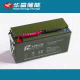 batteria solare di 12V150ah Mf VRLA