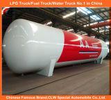 120ナイジェリアのためのM3 LPGのタンカー60mtの大容量記憶装置タンク