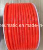 Tuyau flexible en polyuréthane à l'orange 95 Shore a (5 * 8mm * 100M)