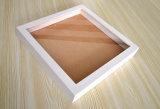 глубокие деревянные рамки фотоего коробки тени 3D