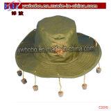 クリスマスのギフトのバケツの帽子の綿のコオロギのHeadwearの綿の帽子(C2019)