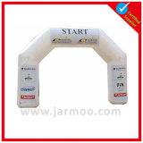 PVC 방수포 팽창식 아치 광고