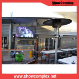 Outdoor P5.95 Front Serivable Publicidade LED Sign