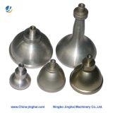 Custom CNC Processing Aluminium Alumn Mould Parts avec trompette Forme
