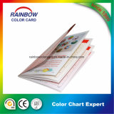 Livres colorés personnalisés colorés