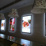 Cadre promotionnel d'éclairage LED