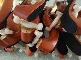 純木4/4の安い価格のバイオリンの肩の残り