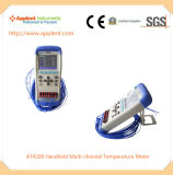 携帯用タイプ電子温度のレコーダー(AT4208)