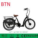 Triciclo adulto del motor eléctrico de las ruedas del BTN 3