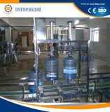 macchina di rifornimento dell'acqua 300bph per una bottiglia da 3 - 5 galloni