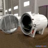 autoclave de processamento composta aprovada de 1000X2000mm ASME (SN-CGF1020)
