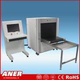Máquina calificada K6550 del bagaje del rayo de la opinión X de sola operación del aeropuerto del alto rendimiento con acero de la penetración 40m m del generador 160kv